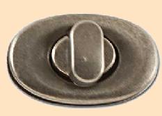 kora clasp, case or purse clasp