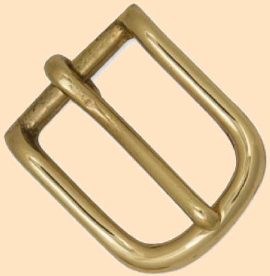 strap buckle, solid brass, buckle, belt buckle