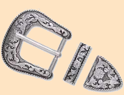 3-Piece Buckle Set