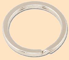 flat key rings