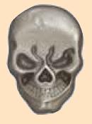 skull themed line 24 snaps