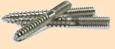Adapter Screws for Saddle Conchos