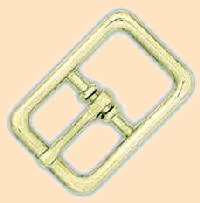halter buckle Center                            Bar buckle