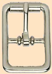 Center Bar                         roller buckles, roller buckle, strap buckles