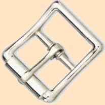 strap buckle Center Bar design