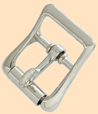 All-Purpose Roller Buckles with Locking Tongue