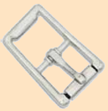 Center Bar roller buckle, roller buckles, center bar buckle