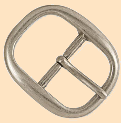 econo buckle, center bar buckle, belt buckle