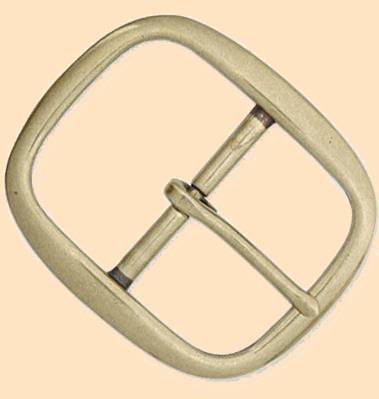 econo center bar belt buckle