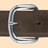 econo buckle heel bar, heel bar buckle, belt buckle