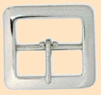 Chap Buckle nickel plated chap buckle,                       buckles