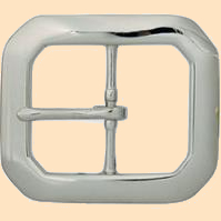 belt                          buckle, clipped corner buckle