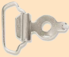 buckle back ring, hook
