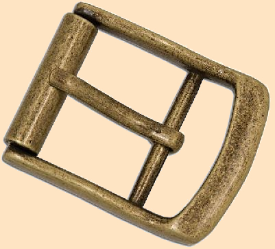 Dunham Buckles, solid antique brass, belt buckle, buckle