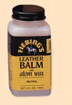 fiebings leather balm with atom wax for leatherwork, leathercraft supplies
