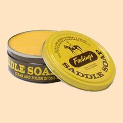 Fiebing's Saddle Soap yellow