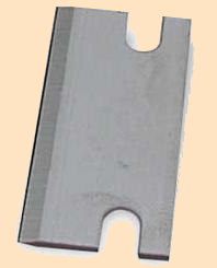 heavy duty draw gauge blade