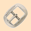 Al Stohlman Brand Bridle Buckle leather craft buckle