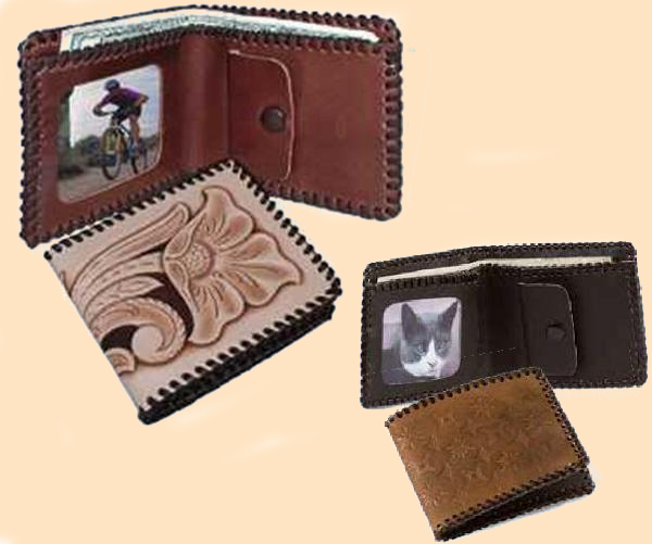 lancer leather billfold kit