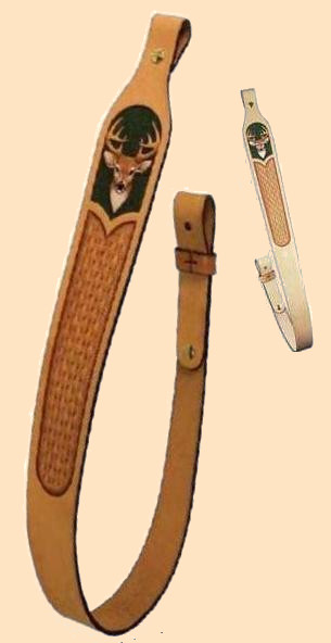 Rifle Sling Kit, leather rifle sling kit, leather sling kit