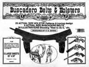 buscasero belts holsters leathercraft pattern pack