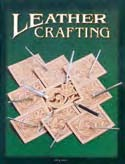 leather crafting book - leathercraft supplies