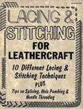 lacing and stitching for leathercraft