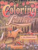 coloring leather book