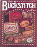 how to buckstitch lace book