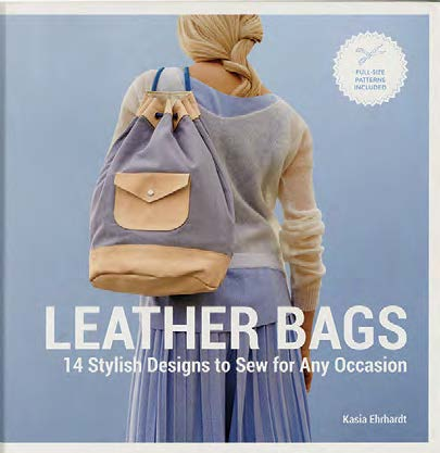 leather bags pattern book