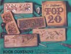 stohlman top 20 pattern leathercraft book