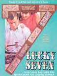 lucky seven leathercraft pattern book