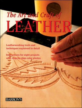 the art and craft of leather book