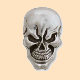 scull concho screwback