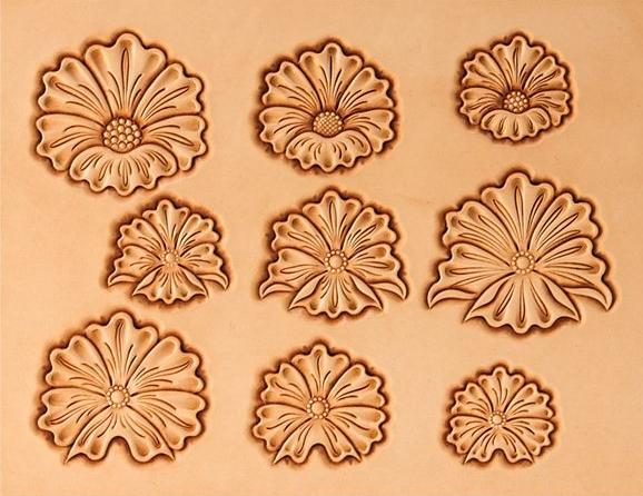 Free Printable Leather Tooling Patterns