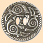 slotted spiral concho
