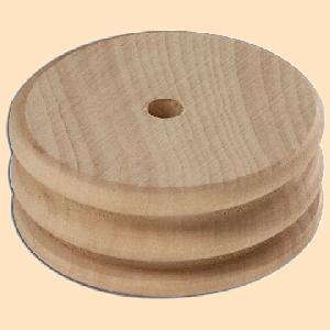 double wooden slicker