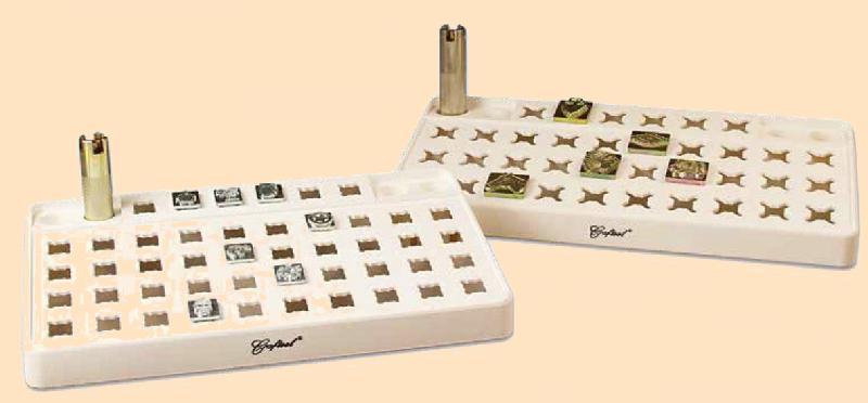 craftool 3D & mini 3D stamp racks