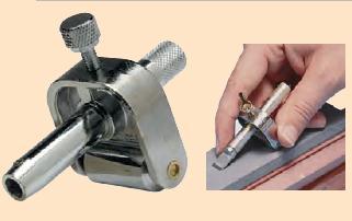 keen edge sharpening guide for swivel knife blade sharpening