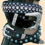 its all about the bling, get your bling on, crystal rivets, crystal belt