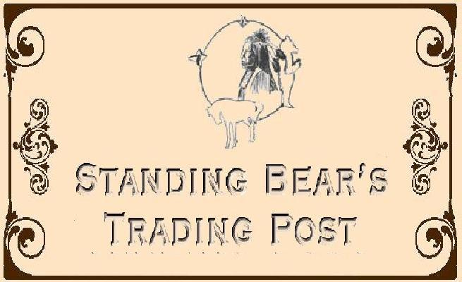 Standing Bear's Trading Post - Leather Craft Supplies, Native American Crafts