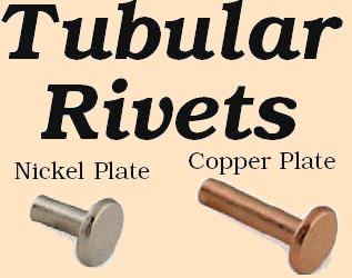 tubular rivets, tubular rivet